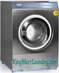 High spin washing machine 18 kg Imesa LM18