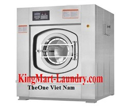Supply and installation automatic washer & extractor XGQ 100 kg