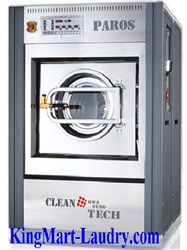 Paros Washer extractor Korea 120kg.