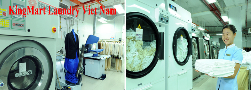 Industrial washing machines - Industrial drying machine - All types ndustrial laundry equipment
