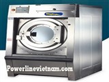 Maintenance of industrial washing machine