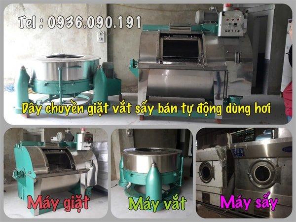 Mô hình giặt chăn công nghiệp Hiệu quả nhất - chi phí thấp nhất