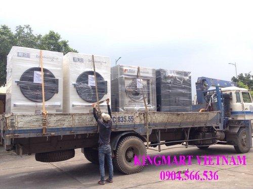 Lắp đặt các loại máy giặt công nghiepj 15kg 20kg 25kg 30kg 35kg 50kg