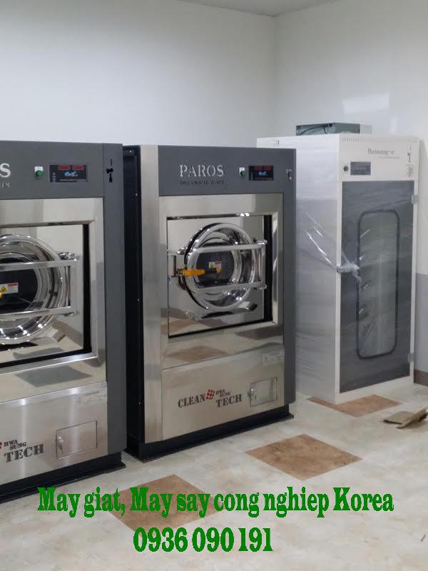 Máy giặt công nghiệp Made in Korea