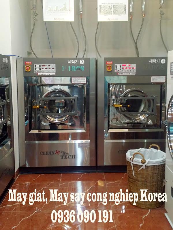 Máy giặt công nghiệp siêu cao cấp korea giá tốt