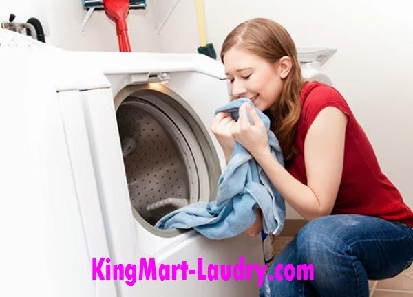 Mẹo nhỏ giúp bạn khử mùi trong máy giặt hiệu quả